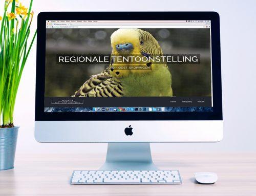 Regionale vogelshow zuid-oost Groningen